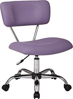 Ave Six Vista Task Office Chair, Purple