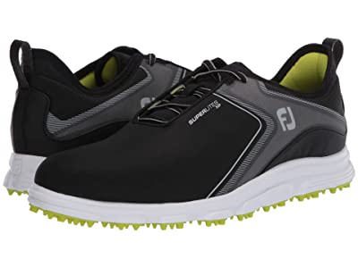FootJoy Superlites XP (Black/Lime) Men