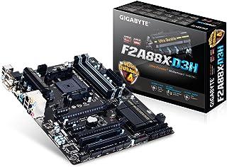 Gigabyte F2A88X-D3H - Placa Base AMD (FM2+, A88X, 4DDR3, 64 GB, VGA, DVI, HDMI, 8 sata3, 4 USB3)