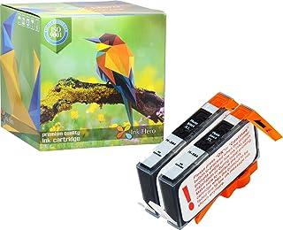 Ink Hero 2Photo black Cartridge Compatible With 564XL Photosmart 7520e c6340 d7560 7510 c6380 c510a B8550 C6350 D5460 7515...