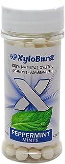 Xyloburst Peppermint Xylitol Mints Jar, Pack of 2