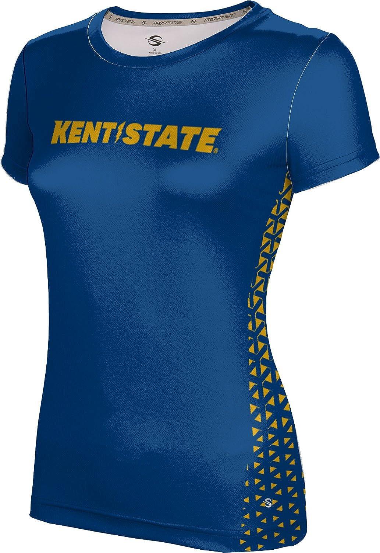 ProSphere Kent State University Girls' Performance T-Shirt (Geo)