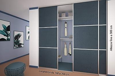 Puertas correderas n.º 3 para cabina armario a medida. Puerta ...