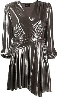Liu Jo Luxury Fashion Womens CA0177T2381U9846 Silver Dress   Spring Summer 20