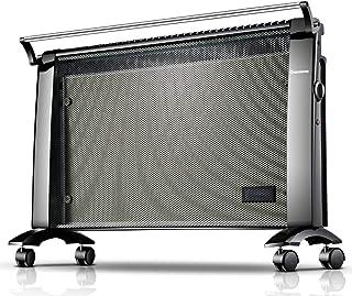 Calentador Feifei eléctrico doméstico eléctrico de Ahorro de energía Radiador eléctrico de Cristal de silicio (1000 W / 2000 W)