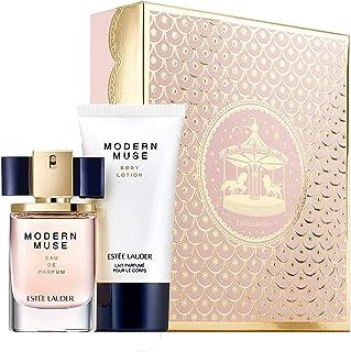 estee lauder modern muse 30ml edp/75ml body lotion gift set …