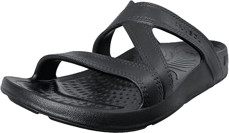 NUUSOL Hailey Slide Women Gorgeous Flip Sandals; Durable Non-Slip S Seasonal Wrap Introduction Flops