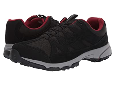 Columbia Five Forkstm Waterproof (Black/Red Jasper) Men