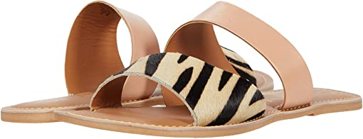 Zebra Leather