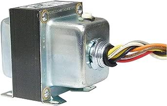 Functional Devices TR50VA015 Transformer, 50Va, 480/277/240/208/120 to 24 Vac, Circuit Breaker, Foot and Single Threaded Hub Mount