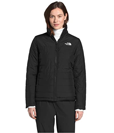 The North Face Mossbud Insulated Reversible Jacket (TNF Black 2) Women