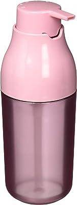 オカ PLYS base (プリス ベイス) ディスペンサー ウィル リキッドタイプ 容量約420ml (ピンク)