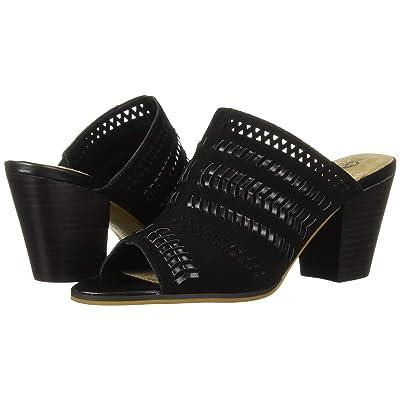 Bella-Vita Koraline (Black Suede Leather) Women