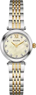 BULOVA DIAMOND WATCH 98P154FOR WOMEN