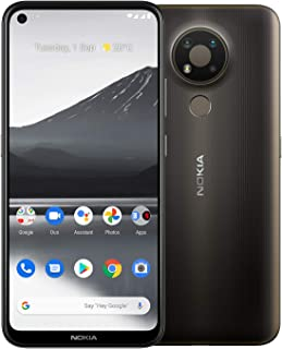 Nokia 3.4 Android One Smartphone (Official Australian Version) 2020, Unlocked Mobile Phone with 2-Day Battery, NFC, Triple...