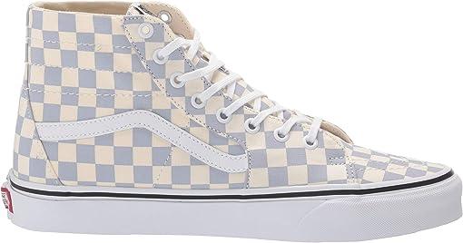 (Checkerboard) Zen Blue/True White