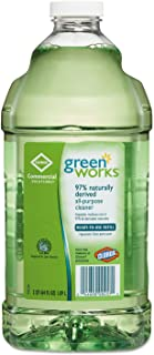 Green Works Natural All-Purpose Spray Cleaner Refill, 64 fl oz