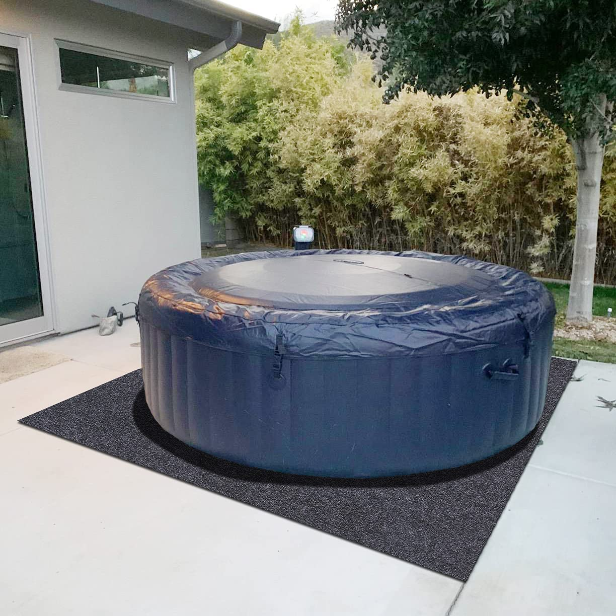 Hot Tubs Mat Protect The hot Waterpro Large-scale sale tubs Japan's largest assortment from wear Absorbent