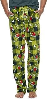 Best grinch pajama pants mens Reviews
