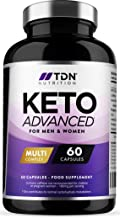 Keto Diet Pills for Men Women – 1 Month Supply – MCT Oil Green Tea Plus Vitamins and Minerals – UK Made – Vegan – Contributes to Fatty Acid Carb Metabolism – Safe EU Legal Formulation Estimated Price : £ 19,99