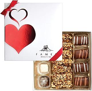 Happy Birthday Chocolate Gift Box - Gourmet Birthday Chocolates That Everyone Loves - Kosher, (birthday gift box)