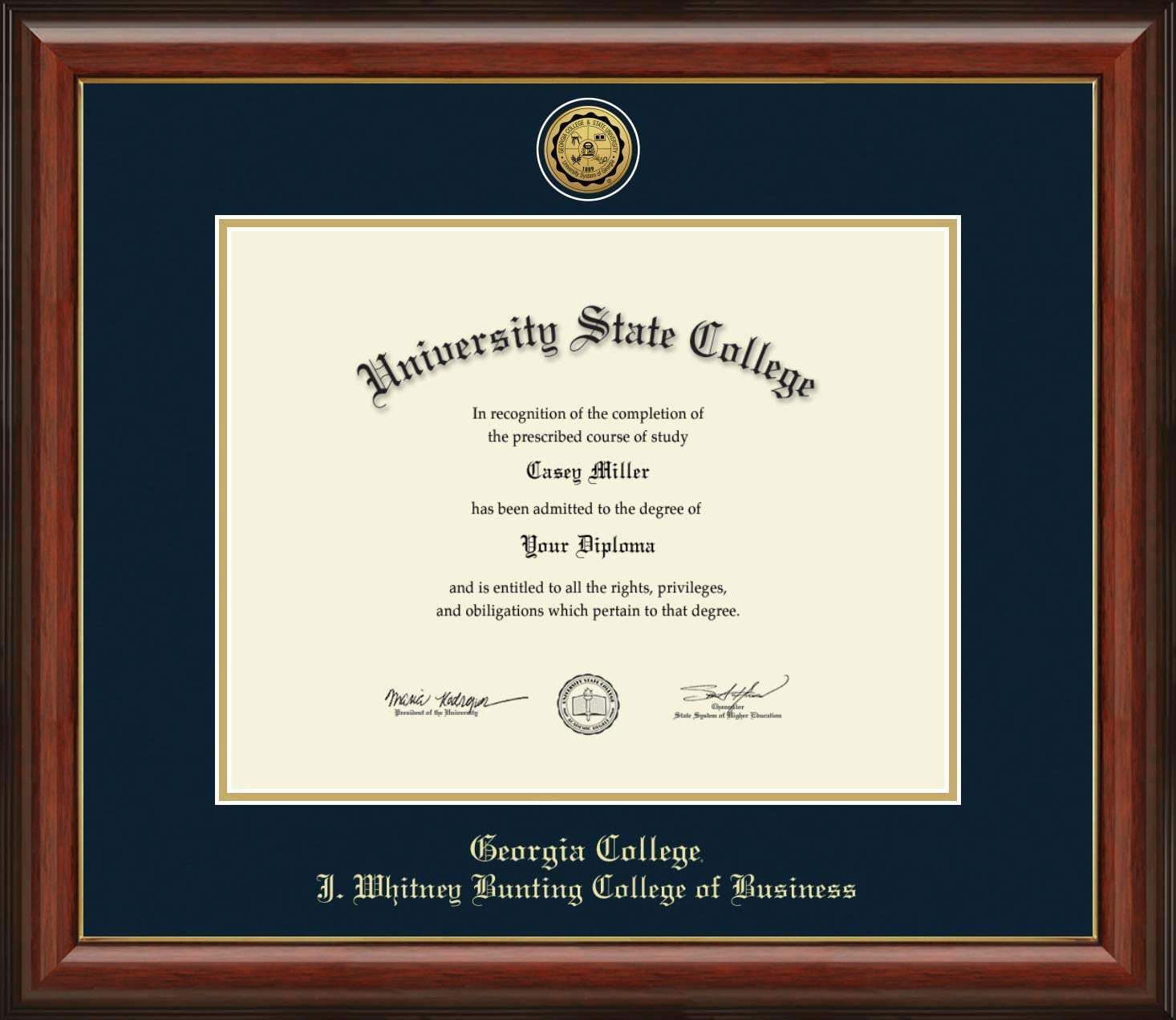 Georgia College State University J. Outlet ☆ Free Shipping of Sales SALE items from new works Bunting Whitney