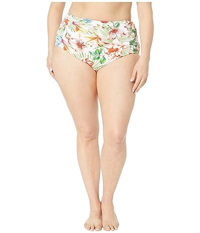 Lucky Brand Plus Size Sunny San Diego High-Waist Pant Bottoms (Multi) Women