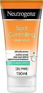 Neutrogena, Spot Controlling Oil-free Facial Scrub, 50ml