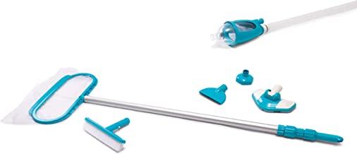 Intex 28003 - Kit mantenimiento Deluxe mango telescópico