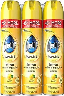 Best pledge furniture spray Reviews