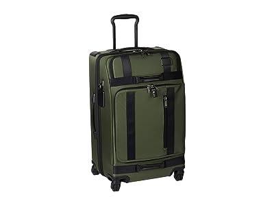 Tumi Merge Short Trip Expandable 4 Wheel Packing Case (Forest) Luggage