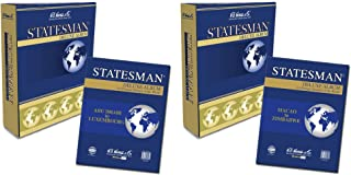 Harris Worldwide Statesman Stamp Album - Volumes 1&2 - A-Z Countries - 1840-2008 …