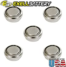 5pc Exell A625PX 1.5V Alkaline Battery LR09 PX625A D625 EPX625G MR09