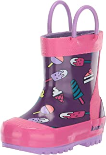 Kamik SWEETS girls Rain Boot