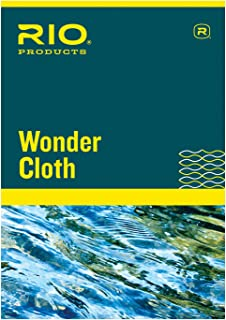 Rio Fly Fishing Wonder Cloth Fly Line Cleaner, White
