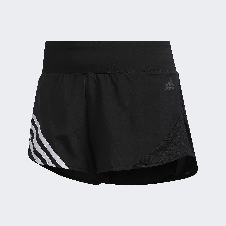 sale adidas womens Houston Mall Run It Short 3-stripes