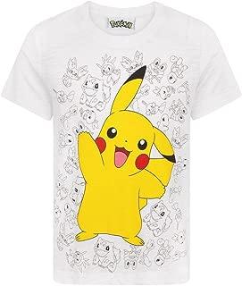 vanilla underground Pokemon Pikachu Wave Boy's T-Shirt
