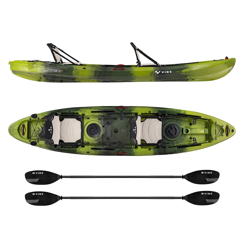 Vibe Kayaks Yellowfin Recreational Fishing