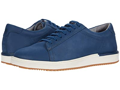 Hush Puppies Heath Sneaker (Deep Blue Sea Nubuck) Men
