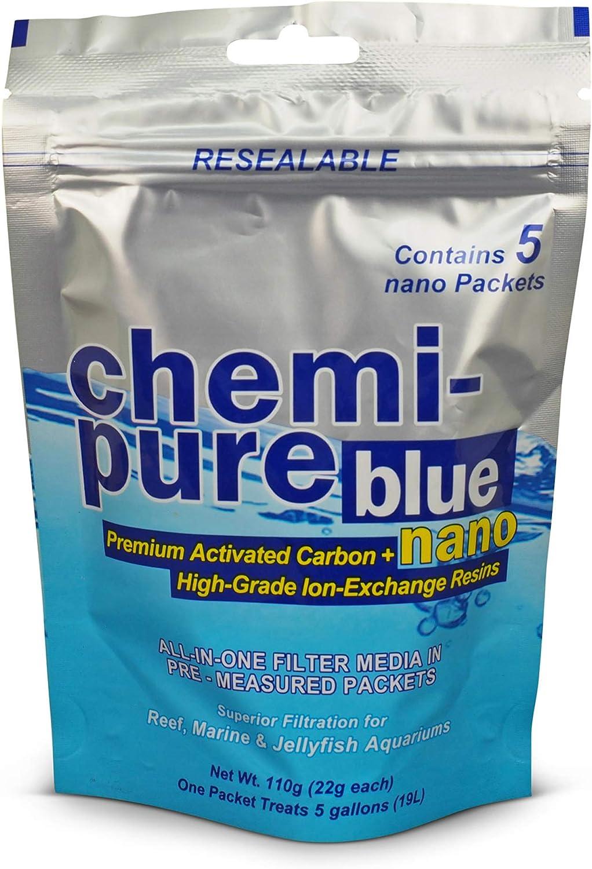 Boyd Chemi-Pure Blue Nano Pack Super Opening large release sale special price 5 Aquarium