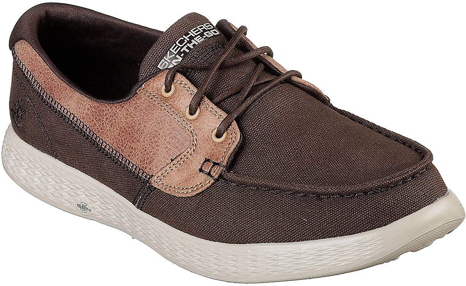 Men's Skechers Performance, On The Go Glide High Seas Lace up shoes