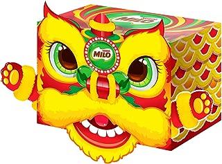 MILO Lion Head - 2 Cartons of UHT, 200ml, (Pack of 24)