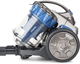 H. Koenig stc68 aspirador Multi Cicl?nico sin bolsa Compact + especial pelo de animales-triple a-ligero-f?cil de utilizar-potente, azul