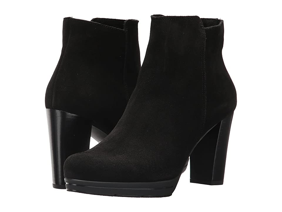 La Canadienne Miko (Black Suede) Women