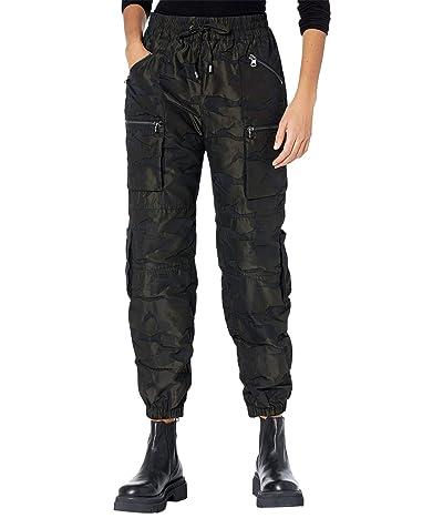 Blanc Noir Cargo Pants (Camo) Women