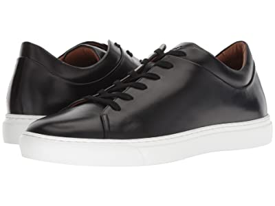 Aquatalia Alaric (Black Calf) Men