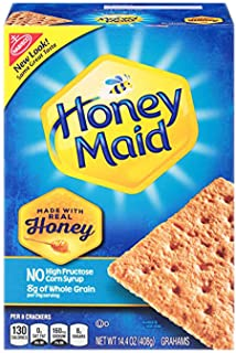 Honey Maid Graham Crackers, 14.4 Ounce (Pack of 1)