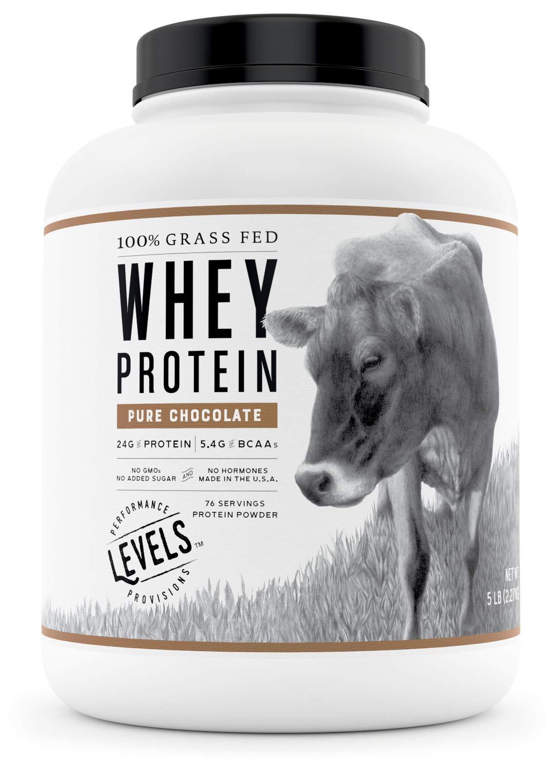 Levels Chocolate Grass Protein Undenatured