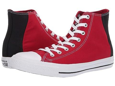 79a837093654 Converse Chuck Taylor® All Star® Color Block Patch Hi at Zappos.com