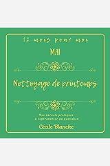 Nettoyage de Printemps carnet pratique: Collection mois pour moi Format Kindle